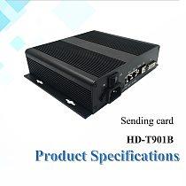 HD-T901/T901B LED Full-Color Display Synchronization Control Card,HUIDU Sync Sending Card,Synchronous Sending Box