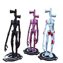12-20CM Siren Head Siren Street Lamp Head Model Collectible Urban Legend Horror Toys SCP 6789 Anime Action Figure Kids Gift
