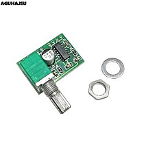 PAM8403 5V Power Audio Amplifier Board 2 Channel 3W W Volume Control / USB Power