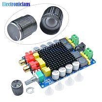 TDA7498 DC 15-34V High Power Class D Digital Amplifier D 2*100W Dual Channel Audio Stereo Digital Power Amplifier Board DIY Kit