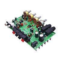 Factory Outlet  TDA8944 2.0 Audio Amplifier Board 40W*2 DC12V Dual Channel Power Amplifier Board With Microphone