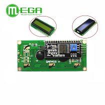 1 set  LCD module Blue Green screen IIC/I2C 1602 for arduino 1602 LCD UNO r3 mega2560 LCD1602