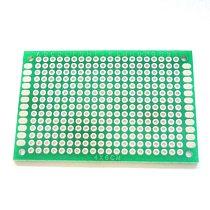 10pcs Double Side Prototype PCB Board 4x6 cm Diy Universal Printed Circuit Board Kit 4*6cm Circuit Prints Soldering Board