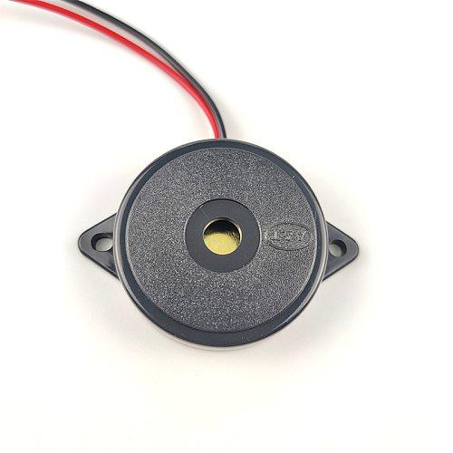 34*9MM piezo passive  buzzer, Game consoles、telephones  low power consumption  wire buzzer AT3527