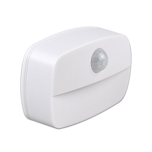 PIR Motion Sensor LED Light Wireless Detector Cabinet Wall Lamp Dual Induction Infrared Lamps Auto On/Off Stairway Lighting