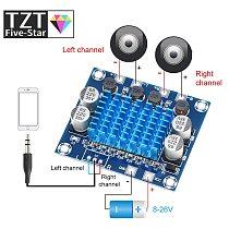 TZT TPA3110 XH-A232 30W+30W 2.0 Channel Digital Stereo Audio Power Amplifier Board DC 8-26V 3A
