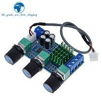 XH-M567 TPA3116D2 Dual-channel Stereo High Power Digital Audio Power Amplifier Board Audio Power Amplifier Board 80W*2