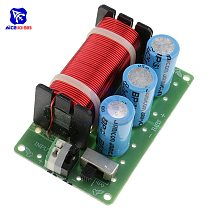 WEAH-85 Bass Frequency Divider Audio Subwoofer Speaker Crossover Filters Board 200W for Home Audio Car Speaker