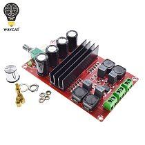 2x100W XH-M190 TPA3116 D2 Dual Channel Digital Audio Amplifier Board for Arduino TPA3116D2 Two Channel Module 100W+100W 12-24V