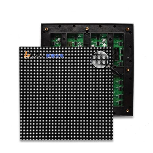LianSai P3 LED screen panel module Indoor 1/32 Scan 192*192mm 64*64 pixels 3in1 RGB SMD Full color  LED display panel module