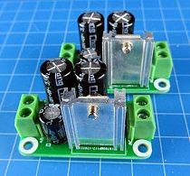 Single regulated power supply module Single DC 5V 9V 12V 15V 24V rectifier filter board 7805/7809/7812/7815/ for audio Amplifier