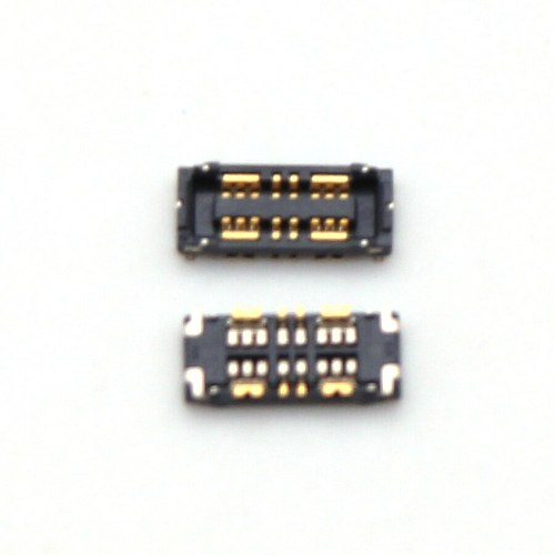 2PCS Inner FPC Connector Battery Holder Clip Contact on mortherboard For ASUS Zenfone 4 MAX ZC554KL