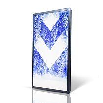 backlit photo frame price illuminated signs slime led