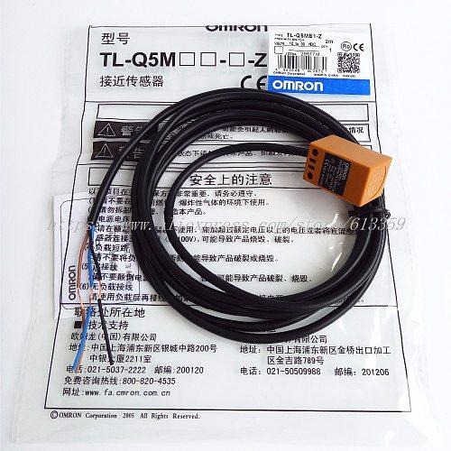 5PCS TL-Q5MC1-Z TL-Q5MB1-Z TL-Q5MC2-Z TL-Q5MD1-Z TL-Q5MB2-Z Omron Proximity Switch Inductive Sensor