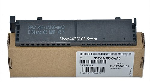 1pcs 20-pin/40-pin front connector 6ES7392-1AM00-0AA0 / S7300PLC connector for Siemens Electronic Data Systems