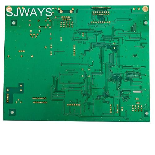 SJWAYS 4 Layer Multilayer 94v0 PCB Board Printer crttvCircuit Manufacturer