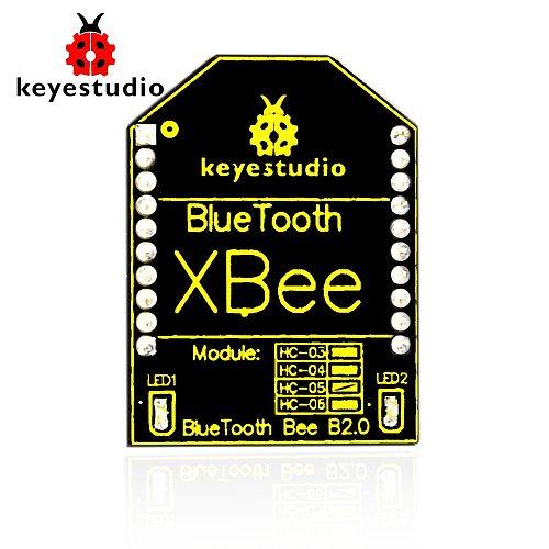 Free shipping ! Keyestudio Bluetooh XBee Bluetooth wireless module HC-05 for arduino