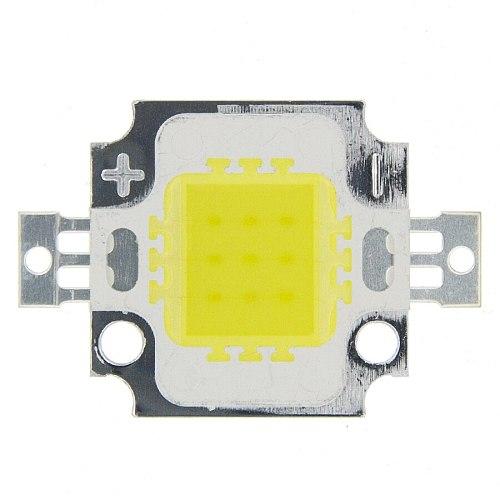 10W LED white Cold white Led chip for Integrated Spotlight 12v DIY Projector Outdoor Flood Light Super bright