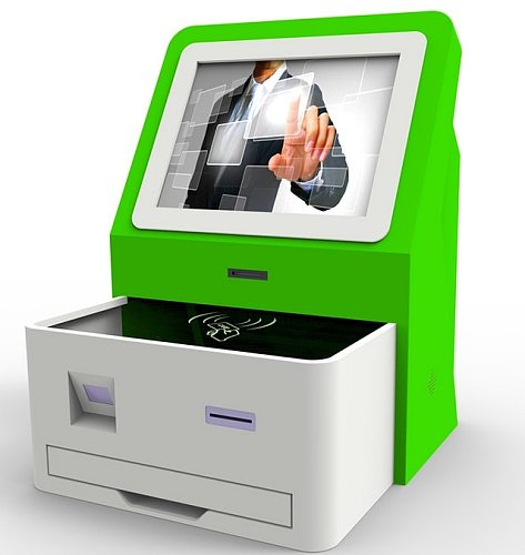 19incn 21.5inch all in one self-service Terminal payment kiosks Electronic Data Systems