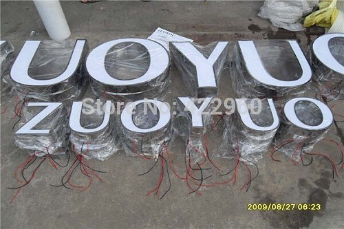 Factoy Outlet Outdoor led signs for advertising