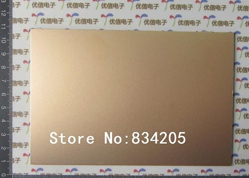 Free shipping 10x15 10*15CM Single-Sided bakelite copper-clad universal plate / circuit board / PCB