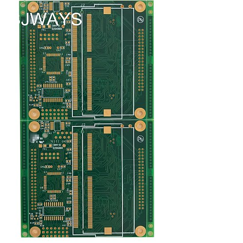 SJWAYS Multilayer 94vo PCB Board Maker Six Layer Sending Gerber for Quotation small quantity for Test OK