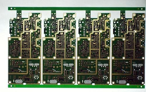 rohs PCB 4 layer 6 layer 8 layer High Frequency Board ENIG Multilayer PCB Manufacturing Purchasing Components Assembly Service