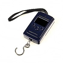 ABS Material 0.01kg- 20kg Luggage Weight Scale Portable Electronic Digital LCD Hanging Fishing Hook Pocket Weighing Scale