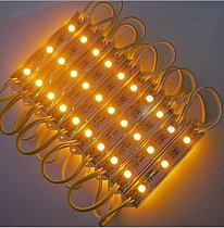 SMD 5050 LED module Waterproof LED 20 pcs injection to sign letters led advertising light module 0.72 W DC12V