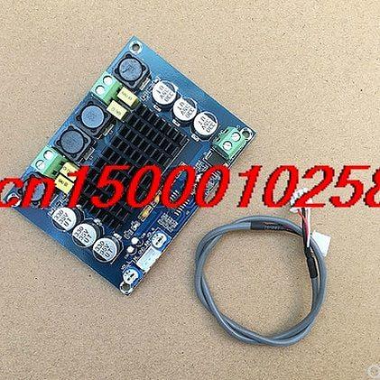 NEW XH-M543 high power digital power amplifier board TPA3116D2 audio amplifier module Dual channel 2*120W