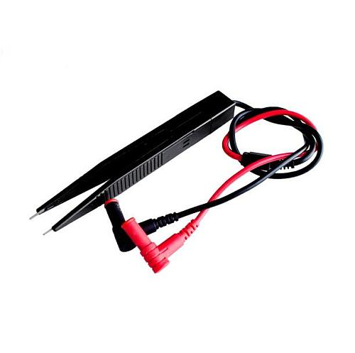 Multimeter Pen LCR Patch Clamp Patch Capacitance And Inductance SMD Tester Pen Tweezers Type Patch Clamp