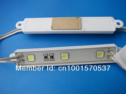 IP67, UL listed 5050 SMD LED Module, Ultra Bright, PVC Housing, 5 years guarantee  for led sign lighting  RED