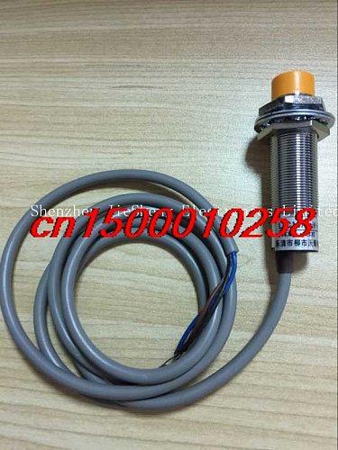 FREE SHIPPING  LJC18A3-H-Z/BX 1-10mm Capacitance Proximity Sensor Switch NPN NO DC 6-36V 300mA