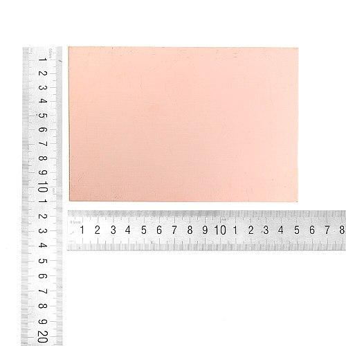 10pcs 10x15cm Single Sided Copper PCB Board FR4 Fiberglass Board