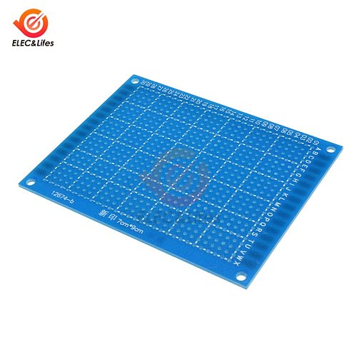 Universal Single-sided Tin Plated Board 7X9 7x9 7*9 Electronic Soldering PCB Circuit Board For Arduino