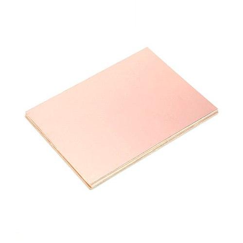 5pcs FR4 PCB 7x10cm 7*10 Single Side Copper Clad plate DIY PCB Kit Circuit Board