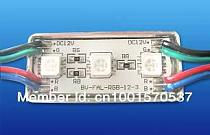 IP67, UL listed 5050 RGB  SMD LED Module small size, 3 years guarantee  for led sign lighting  RGB color