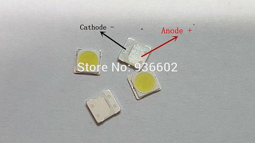 For LG LED LCD Backlight TV Application  LED Backlight    2W  6V  3535  Cool white  High Power LED  LED LCD TV Backlight