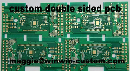 Free shipping 1pc custom pcb service Best rigid PCB prototype pcb board from PCB Manufacture