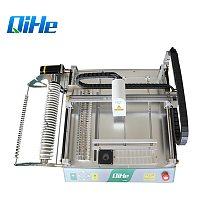 Affordable SMT Desktop Pick and Place Machine with Camera QIHE SMT Production Line Energy-saving SMT Line