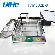 QIHE Led Making Machine TVM802B-X SMT Pick and Place Machine, LED Production Line