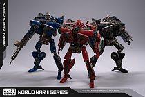 Transformation Toy World War I StarCraft Tw-fs06 Red Baron Thundercracker Skywarp Boy's Collection  Model