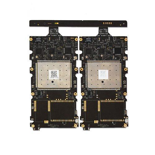 PCB Mounting Terminal Blocks FR4 Sensor PCB HASL PCBA Assembly Bom List Gerber Files  2-4 Layers ENIG Multilayer Circuit Board