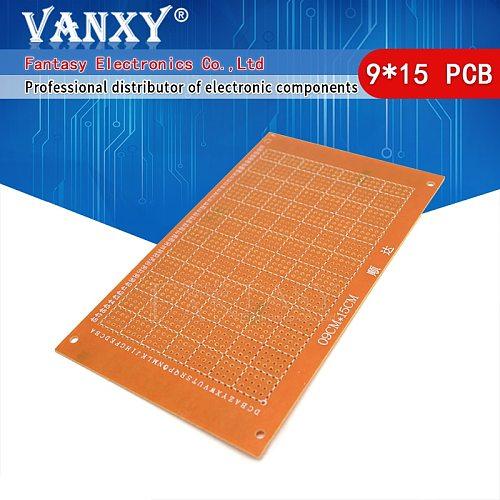 2PCS 9x15cm 9*15 DIY Prototype Paper PCB Universal Experiment Matrix Circuit Board