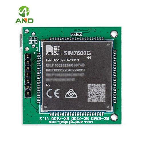 SIM7600G H Breakout Board,Mini SIM7600G-H CAT4 Kits,SIM7600G-H Module Board