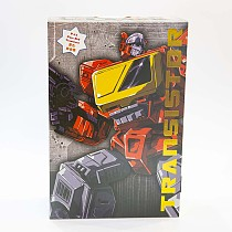 New Transformation Toys Robot KFC P-4A MP Proportion Blaster Transistor with tapes Reissue pure red transistor Action Figure