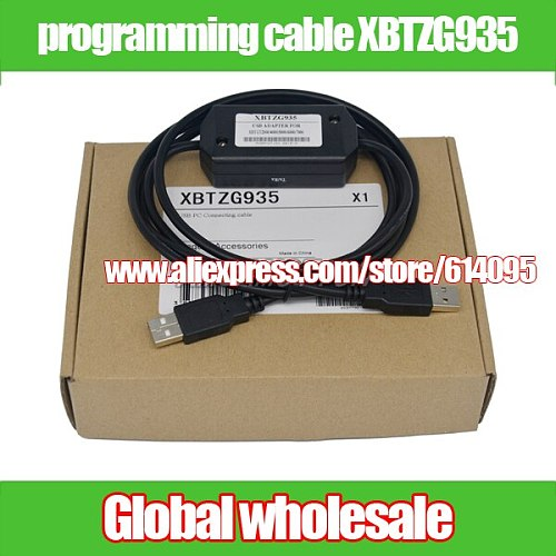 1pcs touch screen programming cable XBTZG935 for Schneider GT2000 / 4000/5000/6000/7000 touchscreen Electronic Data Systems