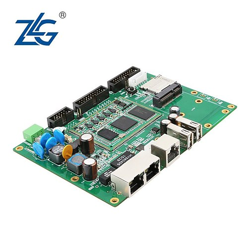 For ZLG Zhiyuan electronic IoT-9608I-L industrial Internet of things data collector controller Linux system