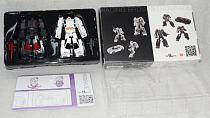 New Iron Factory Transformation Toy IF EX-26R Racing Bros Figure In Stock