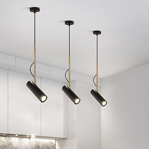 Bedside Pendant LED COB Down Light Hanging Kitchen Suspension Lamp Spot Lighting LED Down Light Adjustable Downlight Hanglamp
